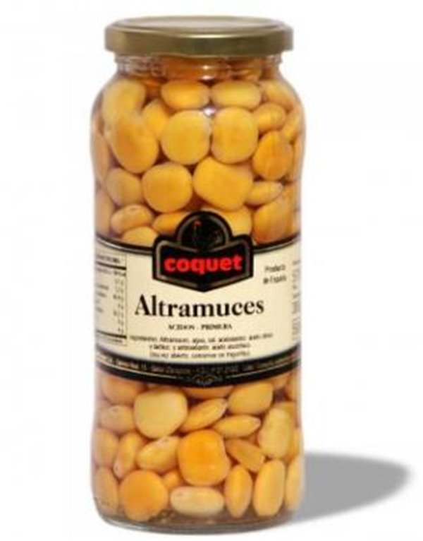 Altramuces Coquet, 1 ud
