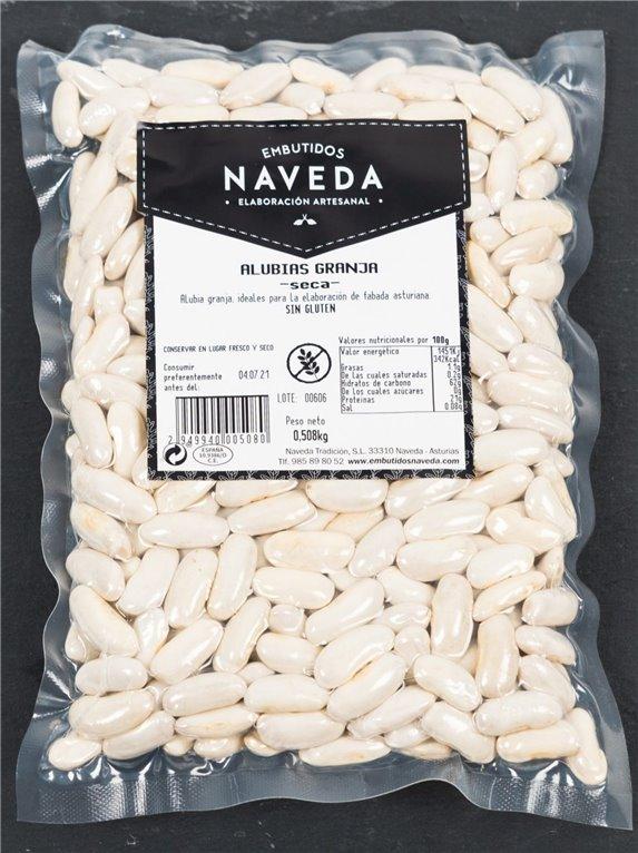 Beans for fabada 500g