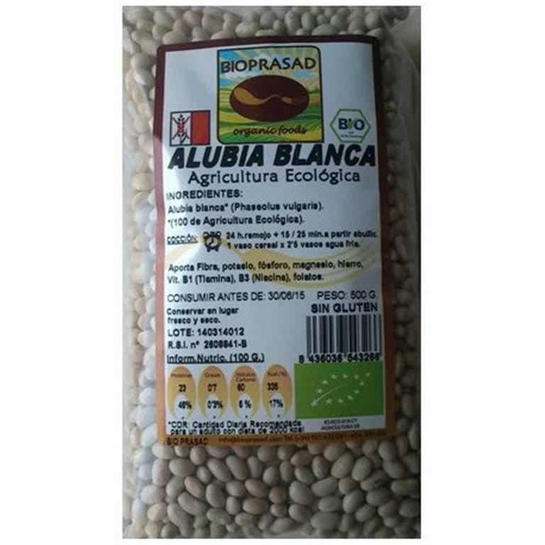 Alubias Blancas Bio 500g