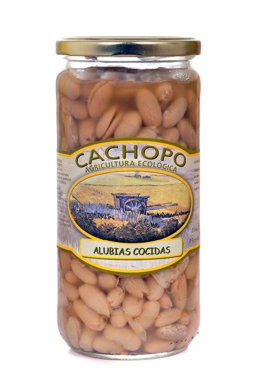 Alubias cocidas 720 c.c. - Cachopo