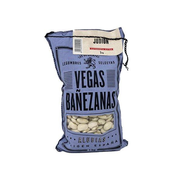 Alubias judión 1kg Vegas Bañezanas