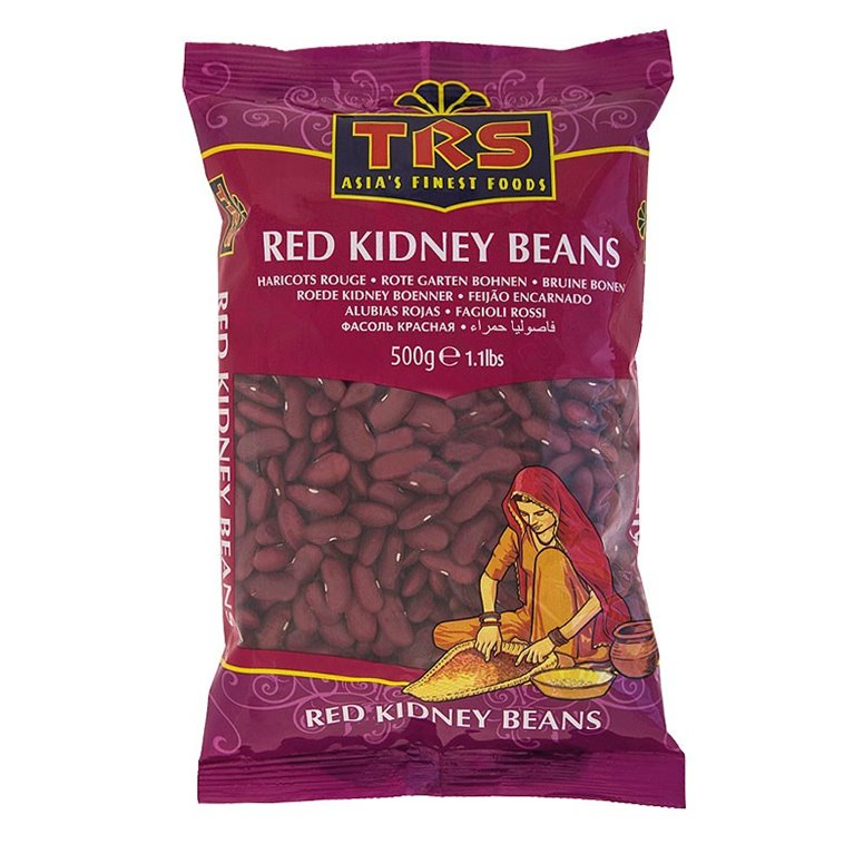 Alubias Rojas (Red Kidney Beans) 500g, 1 ud