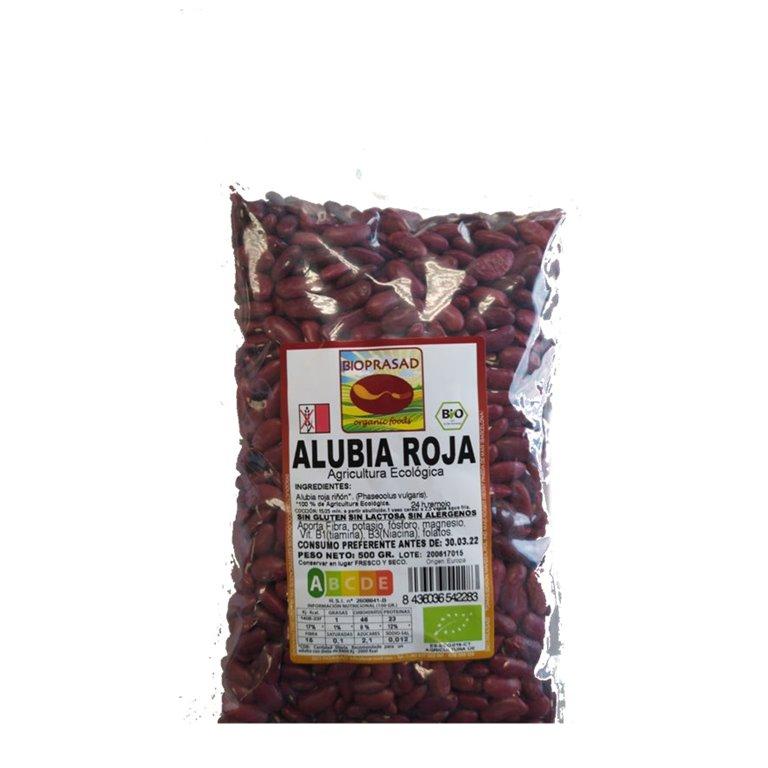 Alubias Rojas Bio 500g