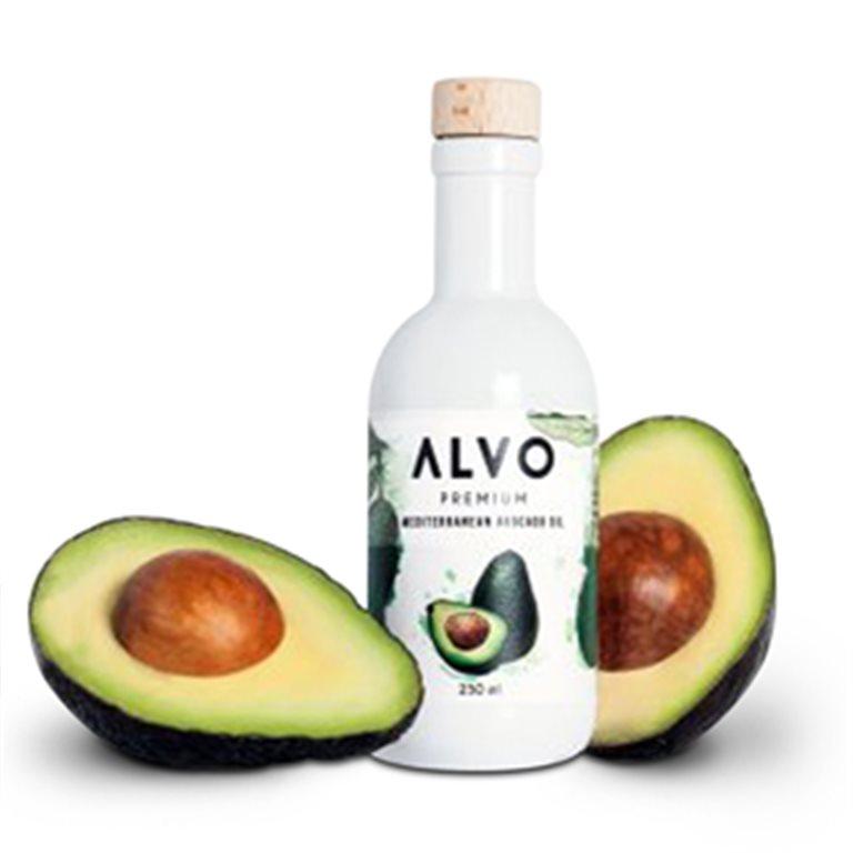 Alvo, Aceite de Aguacate Virgen Extra, vegano