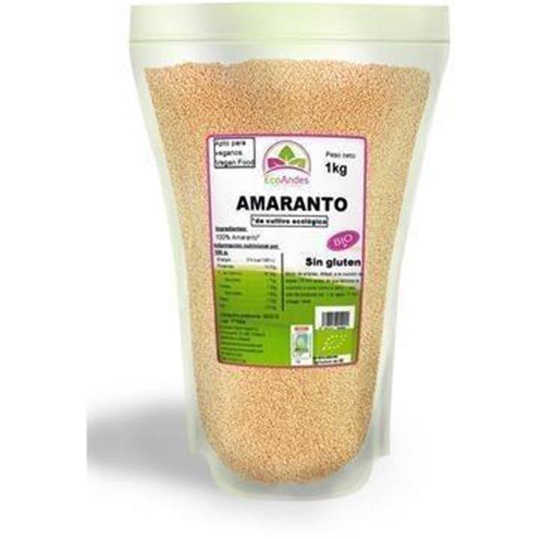 Amaranto Bio 25kg