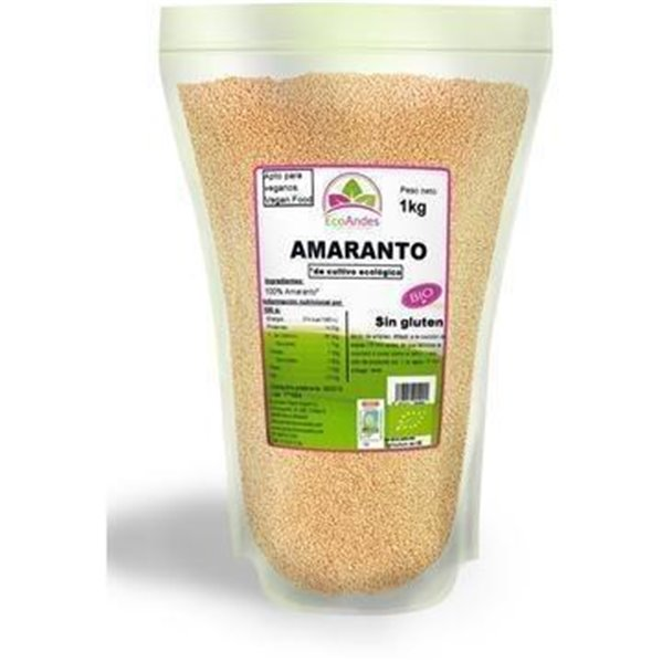 Grano de Amaranto Bio 25kg