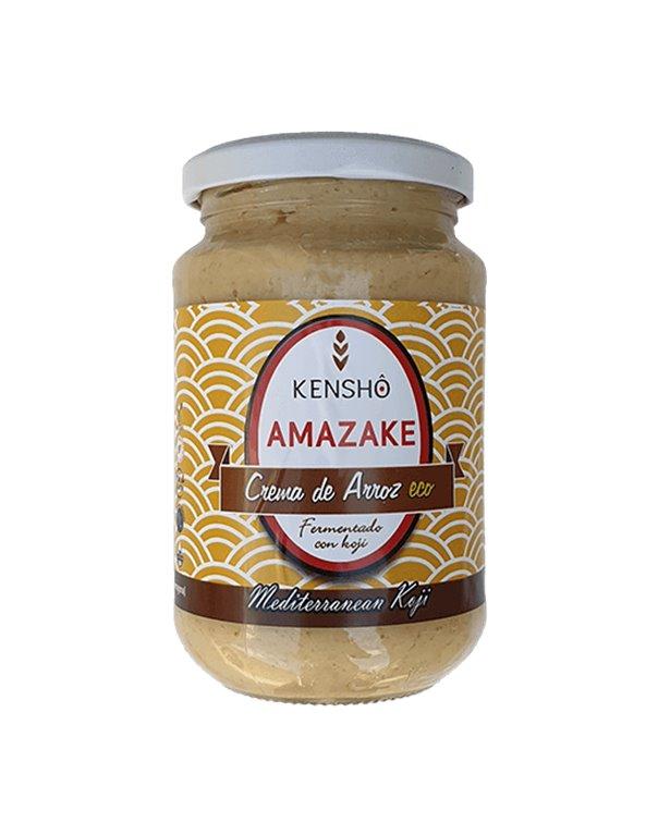 Amazake BIO crema de arroz fermentada - Kensho