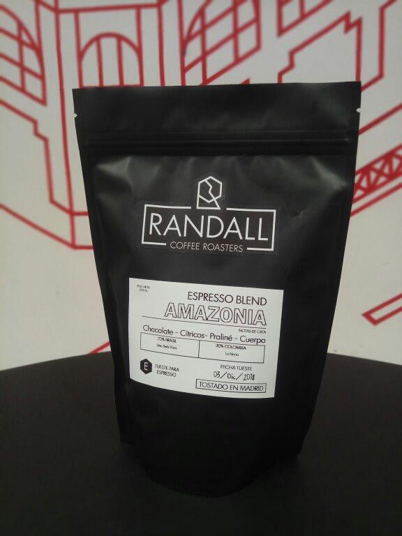 """AMAZONIA"" – Espresso Blend Estacional"