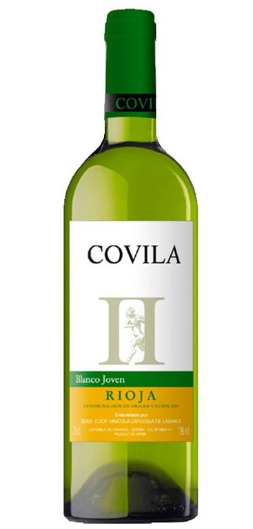 Amigo Invisible Vino Blanco Covila, 1 ud