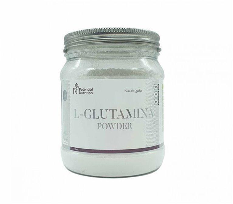 Amino Acids Glutamine neutral flavor (clear) - 500G