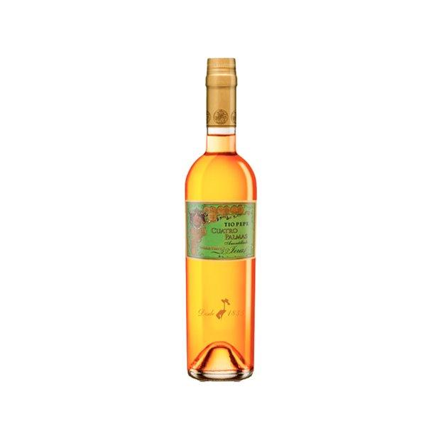 Amontillado 4 Palmas 2020 50cl Gonzalez Byass