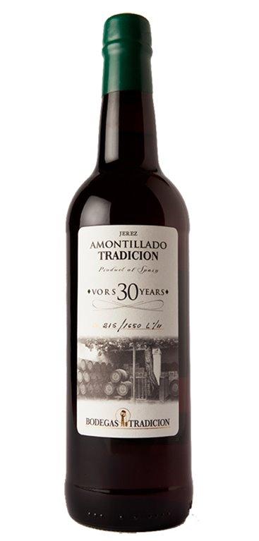 Amontillado Tradición V.O.R.S. Más 30 Años, 1 ud