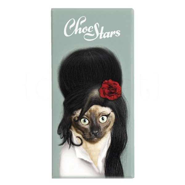 Amy Winehouse 100gr. ChocStars. 10un.