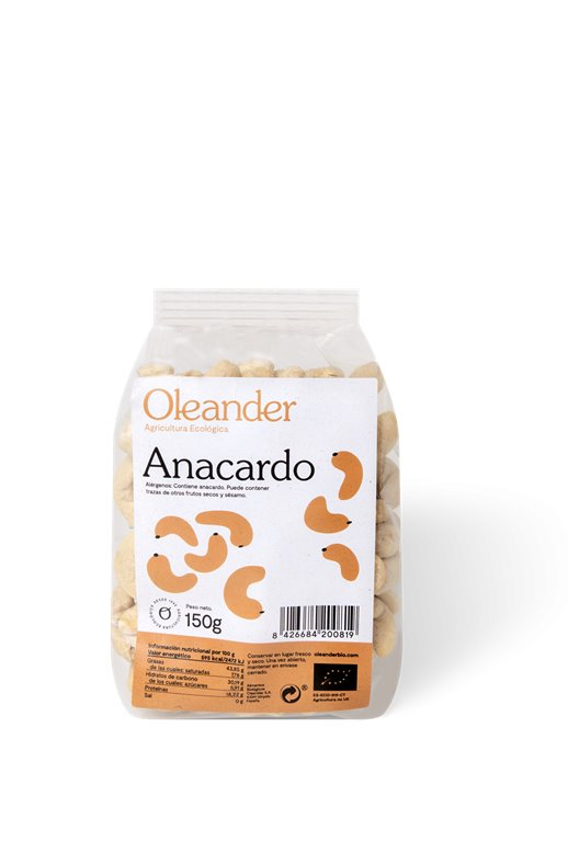 Anacardo, 150 gr