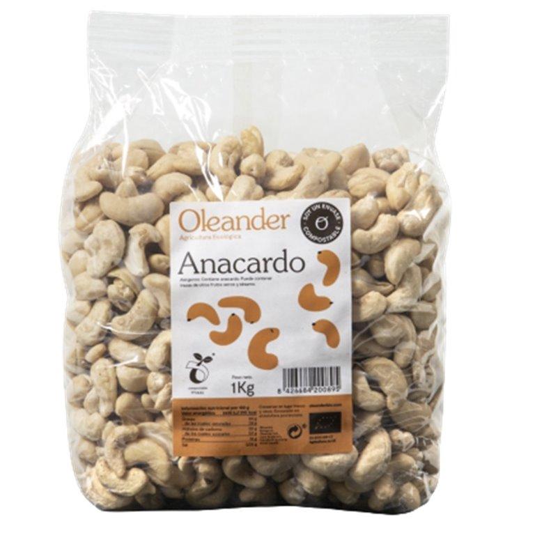 Anacardos Crudos Bio 1kg