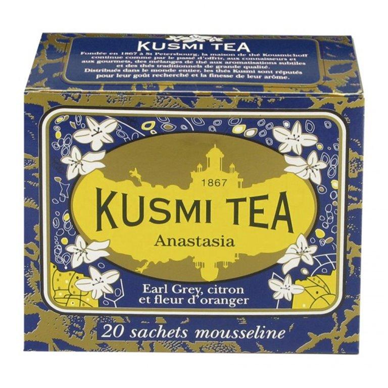 Anastasia 20 Muslins. Kusmi Tea. 12un., 1 ud