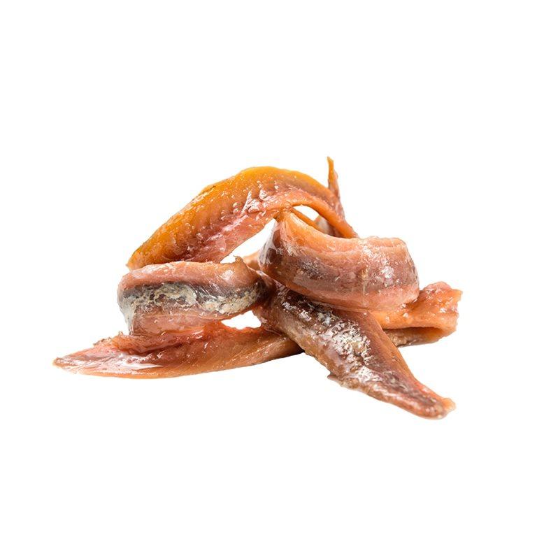 Anchoa Cantábrico en AOVE (tarrina tamaño A) 25 filetes aprox (ref. 040031)