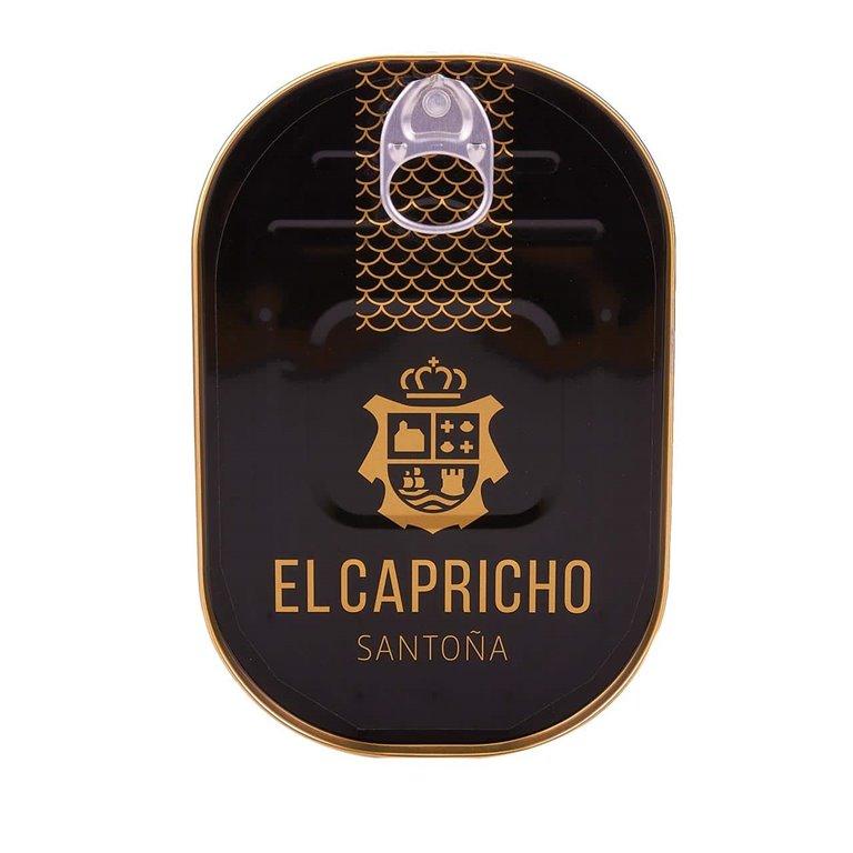 Anchoas de Santoña en Aceite de Oliva Hansa 14/16 pzas 115g El Capricho