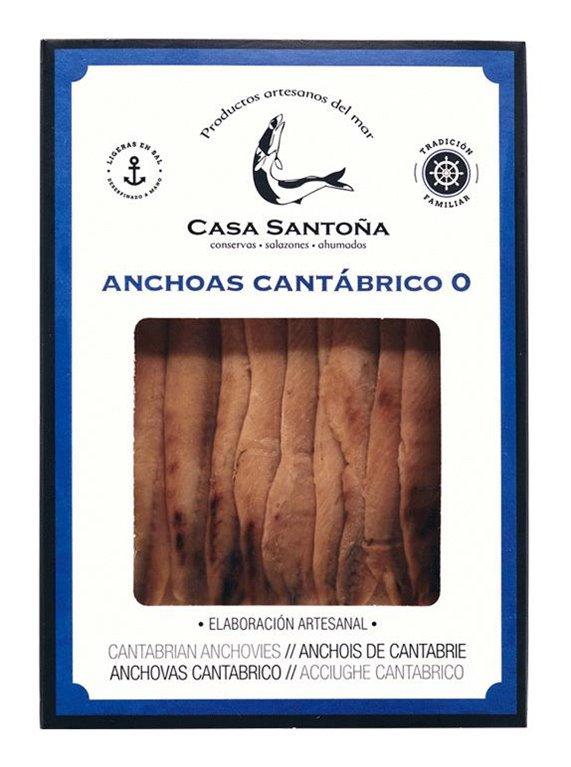 Anchoas del Cantábrico 0