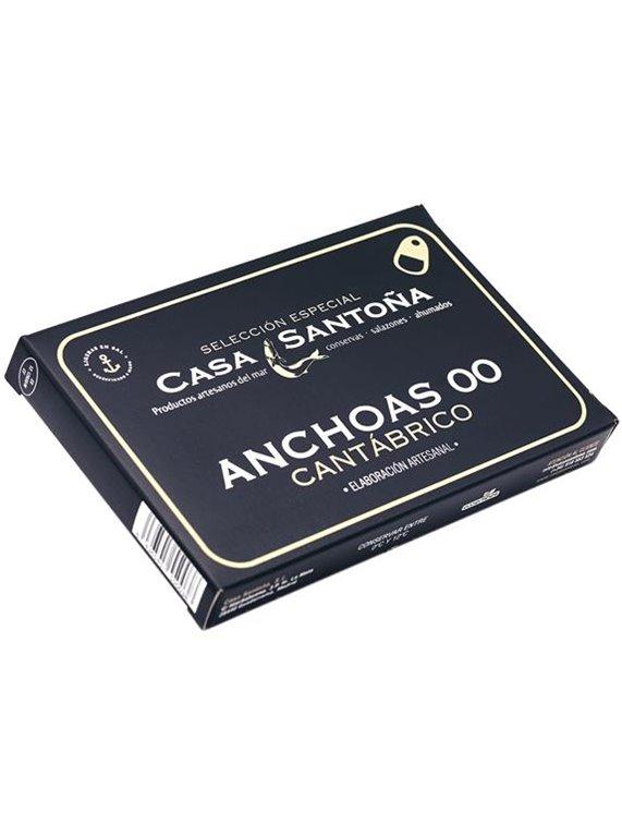 Anchoas del Cantábrico 00 selección especial Lata Hansa