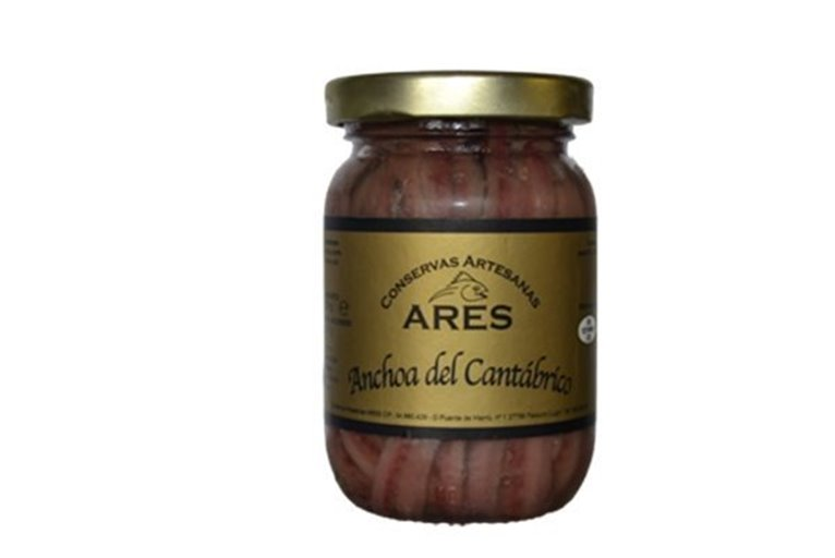 Anchoas del Cantabrico 200 Grs. (P.E. 120 Grs.)