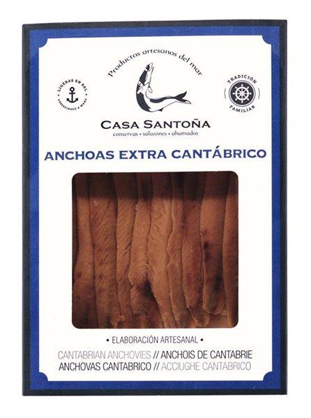 Anchoas del Cantábrico Extra
