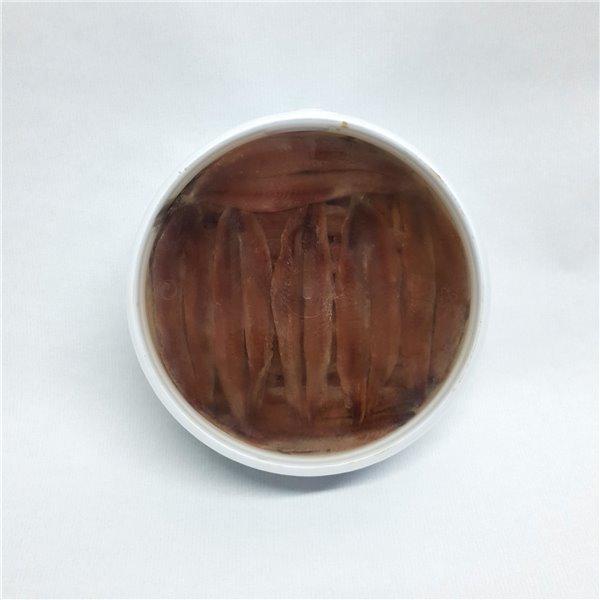 Anchoas mariposa, 45 piezas enteras