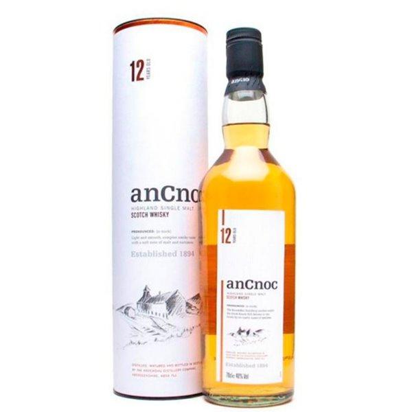 ANCNOC 12 YO 0,70 L.