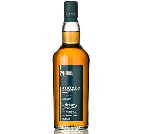 Ancnoc 24 Años Single malt Whisky