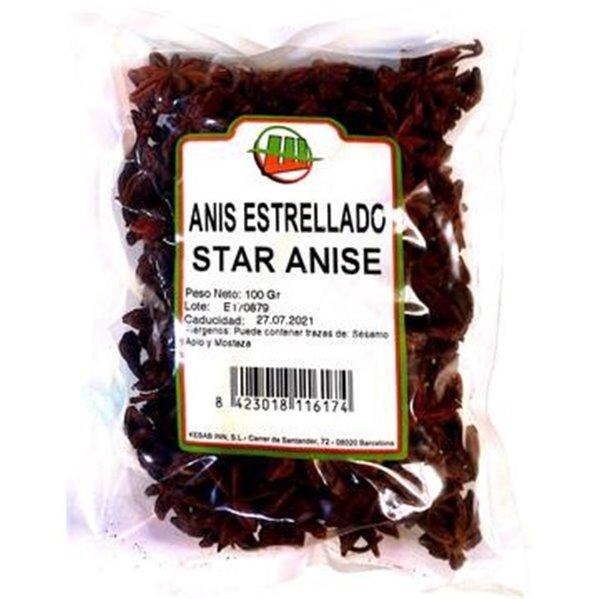 Anís Estrellado 150g