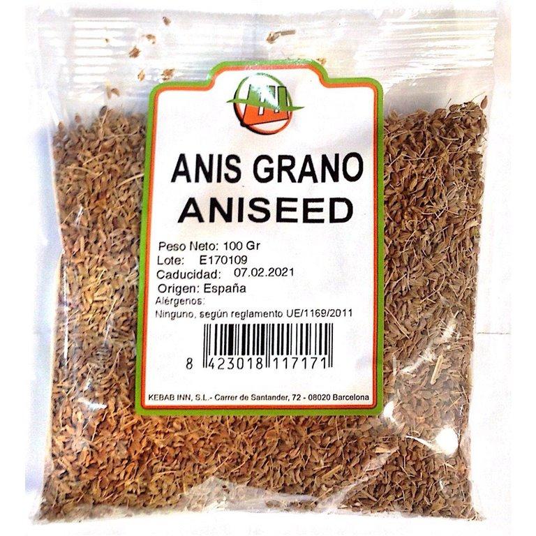 Anís Grano 100g