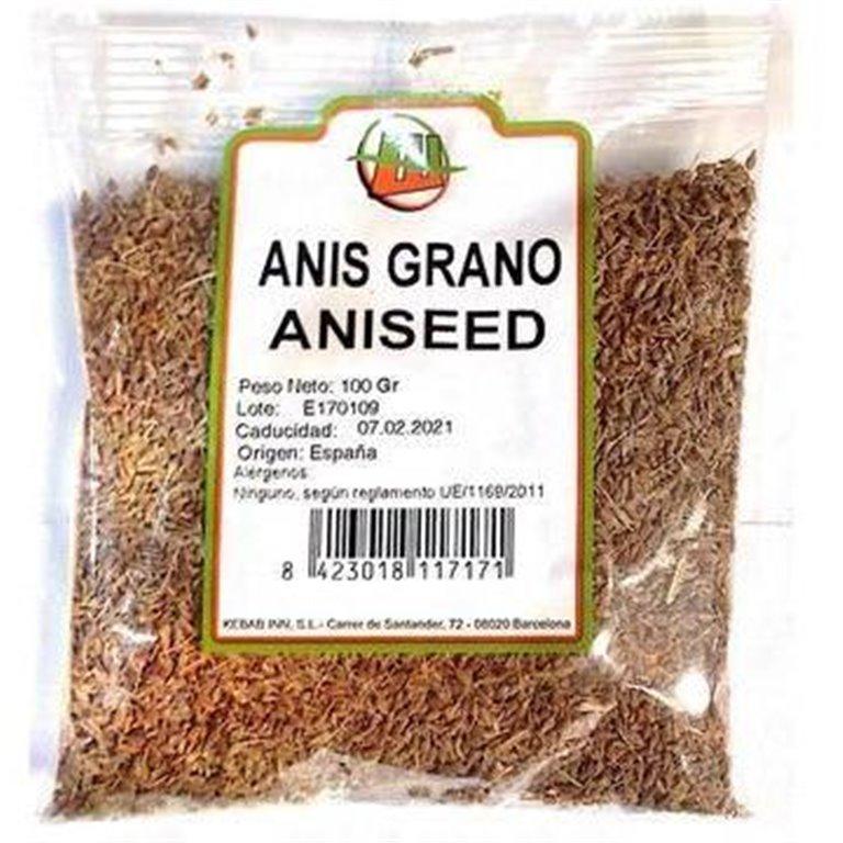 Anís Grano 1kg, 1 ud