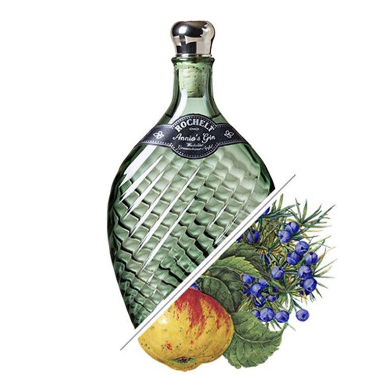 Annias Gin 50%vol. Rochelt