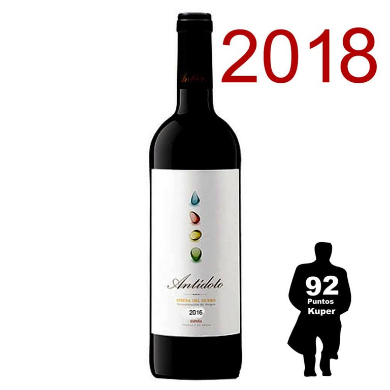 Antídoto 2018 75cl.