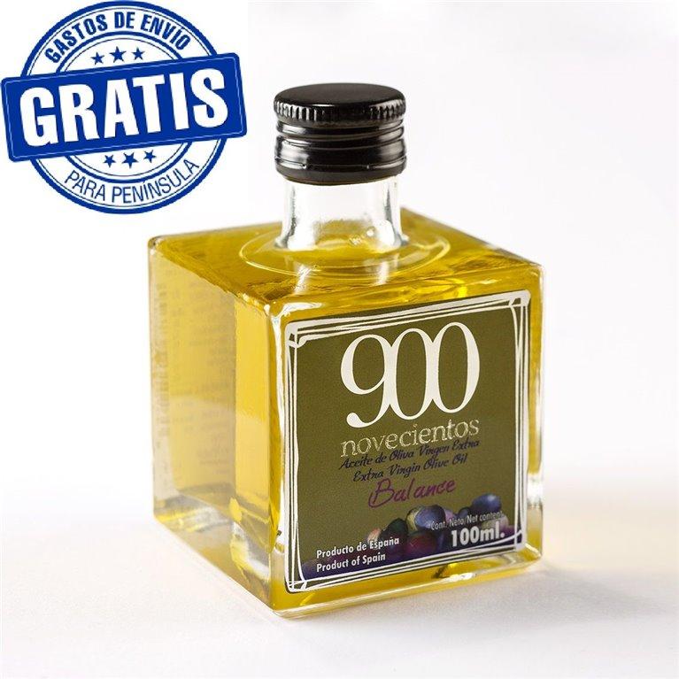 AOVE 900 Balance.Botella 100 ml cristal. Caja de 12 unidades., 1 ud