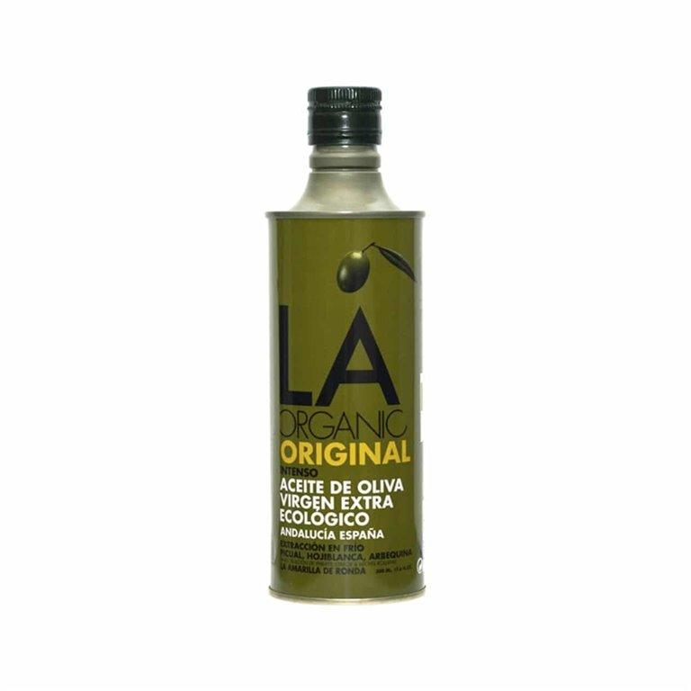 AOVE ECO, LA Organic Original INTENSO 0,5L