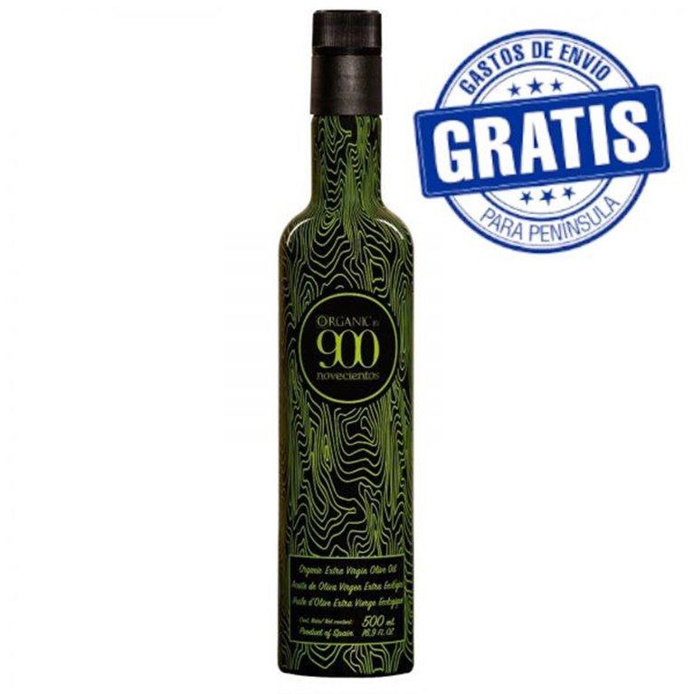 AOVE Ecológico 900. Caja de 12  botellas.