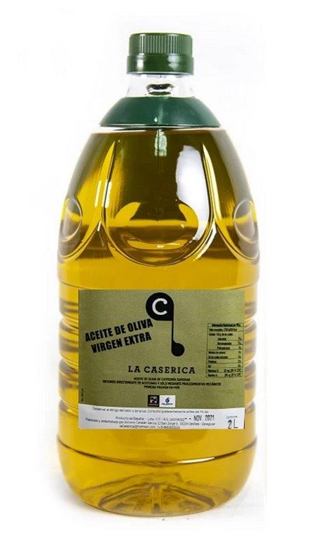 AOVE La Caserica sin filtrar 2L
