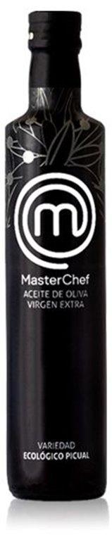 AOVE MasterChef Ecológico Picual. 500 ml.