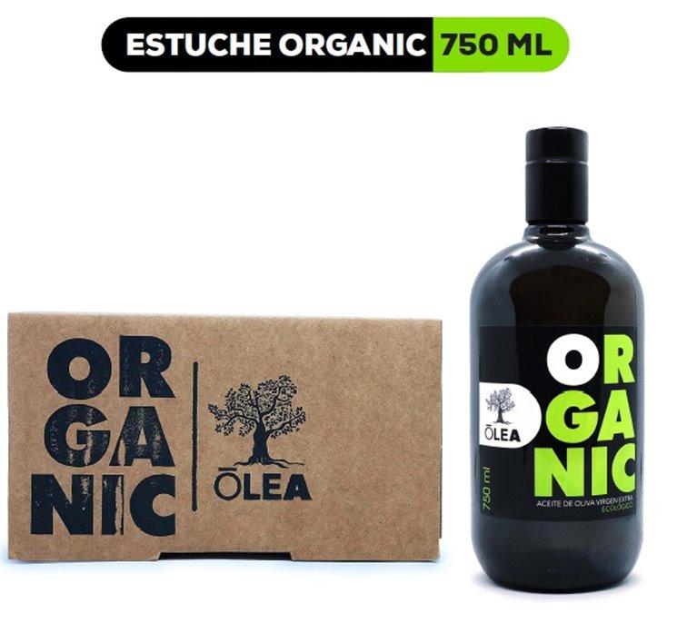 AOVE ORGANIC 750 ml