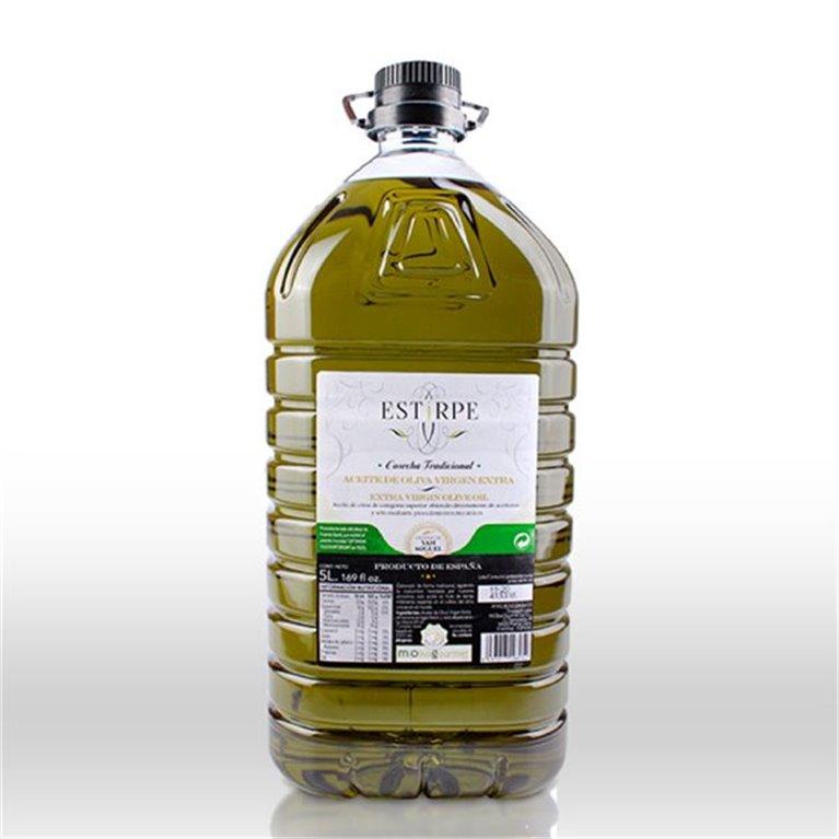 Aceite de Oliva Virgen Extra Estirpe