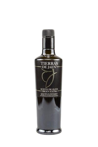 AOVE Tierras de Jaén. Botella de 500 ml.