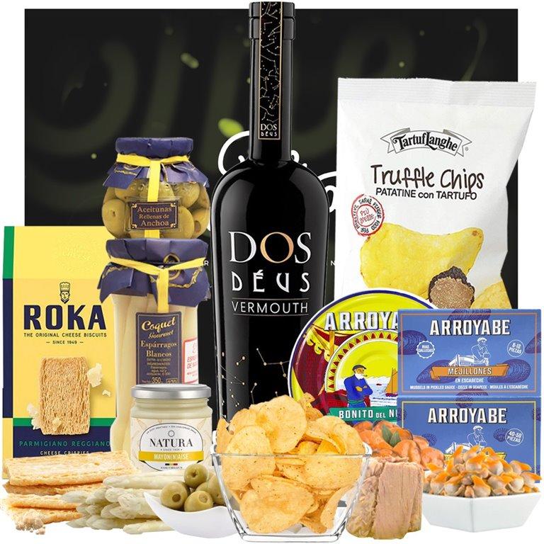 Aperitivo Dos Déus Gourmet Box