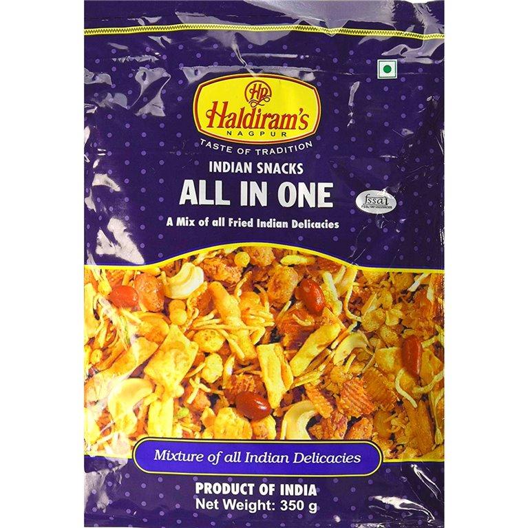 Aperitivos All in one | Haldiram All in one 200g
