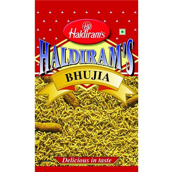 Aperitivos Bhujia   Haldiram Bhujia 200g