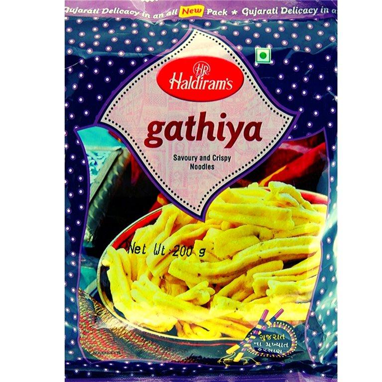 Aperitivos Gathiya | Haldiram Gathiya 200g