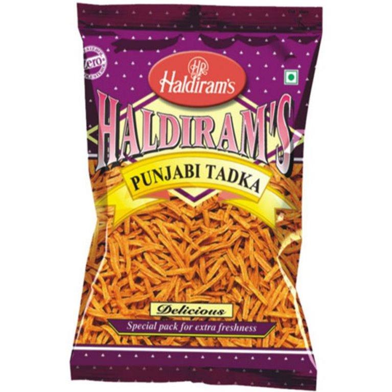 Aperitivos Punjabi Tadka | Haldiram Punjabi Tadka 200g