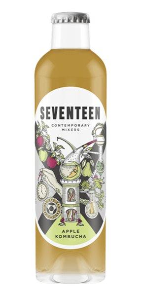 Apple Kombucha Seventeen - Caja de 24 Botellines