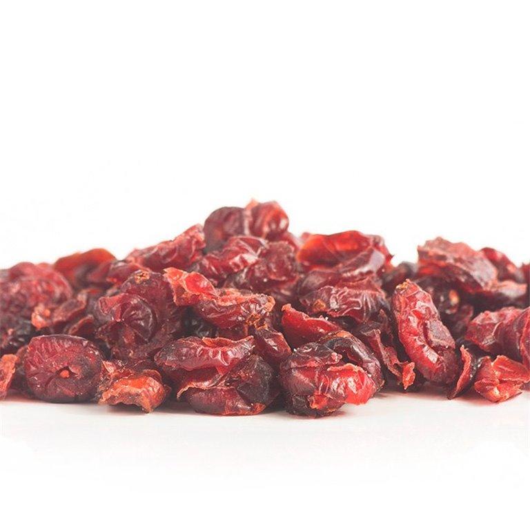 Arándano rojo ecológico deshidratado sin azúcar añadida 250gr