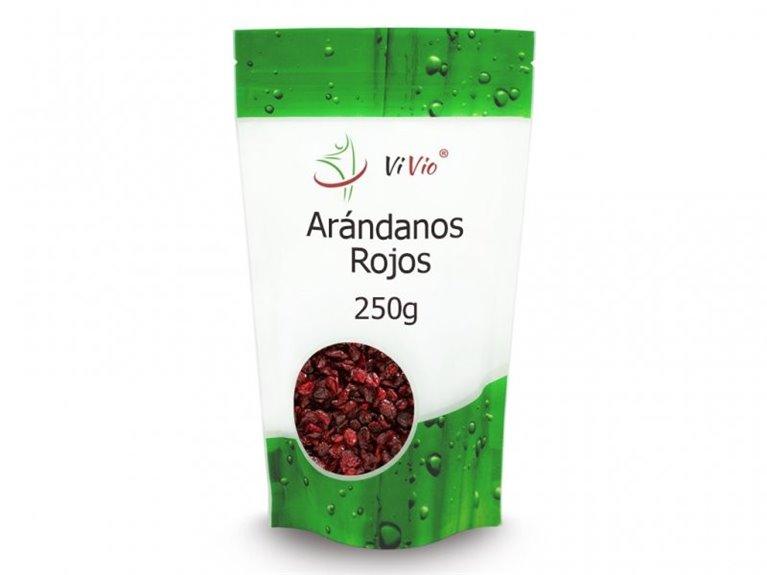 Arándanos rojos 250g, 1 ud